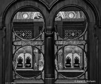 Bema Through Door Windows