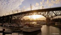 Granville bridge, Vancouver BC