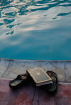 book at pool