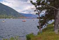Kootenay Lake, West Arm.