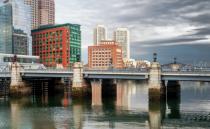 Congress Street Bridge, Boston