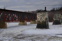 Abandoned Railroad Bridge