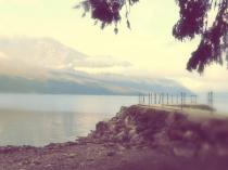 Silverton Mountain Lake