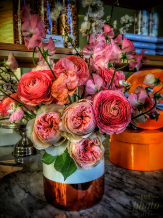 ~ ~ FRESHLY PICKED FLOWERS ~ ~