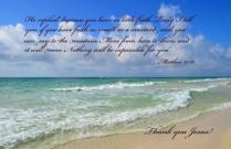 Ocean is Scriptures