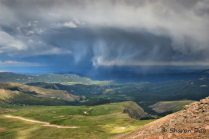 Stormy at Mt. Evans