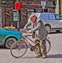 Irish Resident in Kilkenny, Ireland
