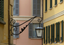 Bellagio street lamp