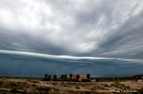 Baja Thunderstorm