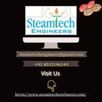 Peanut Drying Plant - Steamtech Engineers