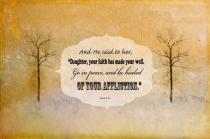 Scriptures is Jesus