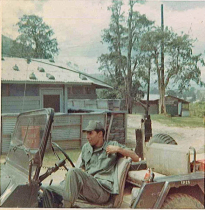 4th S&T Battalion XO Driver March 1970 Vietna