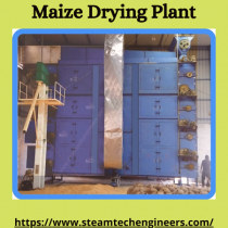 Maize Seeds Dryer - Steamtech Engineers