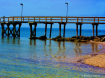 Long Pier On Colo...