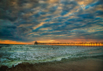 Oceanana Pier, Atlantic Beach, NC