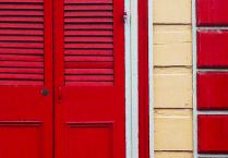 Details of a Door, NOLA