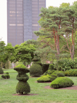 Topiary Park Stroll