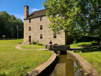 George Washington Distillery and Gristmill