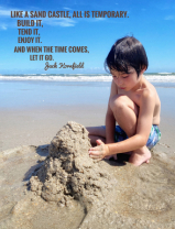 Concerning Sandcastles and Children