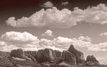 Meteora Rocks, Greece.