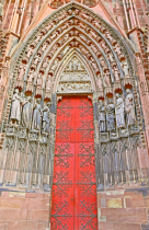 Gate to the Cathedral.