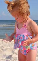 Molly grandchild G.G. Leger sand