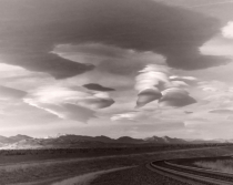 The Beautiful Oddness of Lenticular Clouds