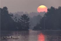 Stoney Lake Sunrise