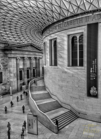 ~ ~ THE BRITISH MUSEUM ~ ~