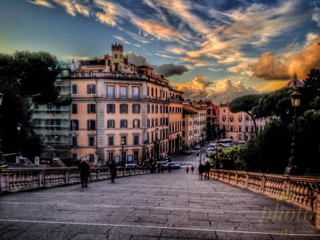 ~ ~ WALKING IN ROME ~ ~