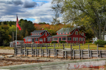 Searsport Maine Fall Color