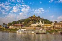 Sagaing city myanmar