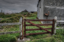 Gate on Inis Arcáin
