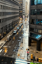 center city rain