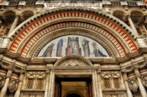 Westminster Cathedral Gate