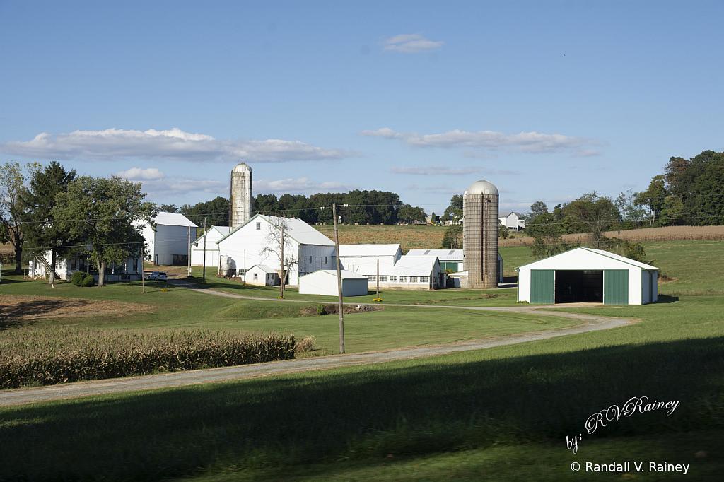 A Lancaster Co Farm . . .