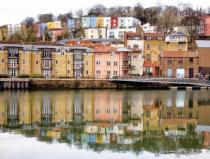 Bristol Harbour Reflections