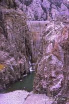 Buffalo Bill Cody Dam