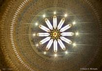 soft gaze dome light