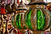 ~ ~ ARAB LAMPS ~ ~