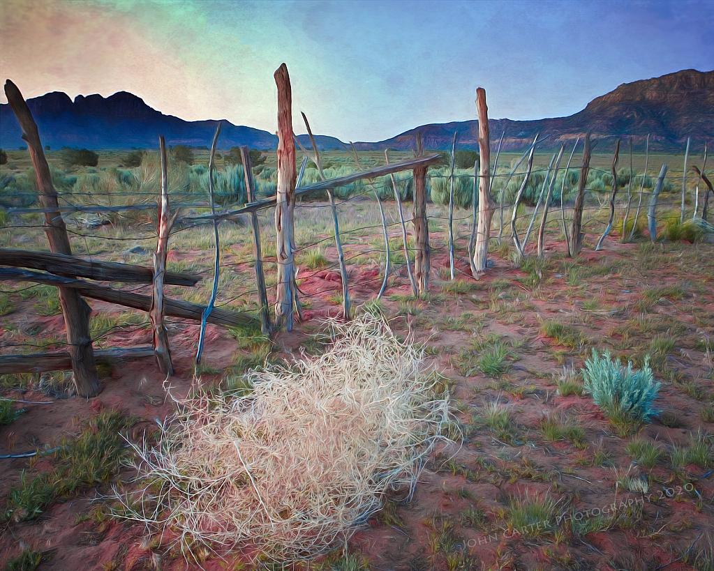 Freedonia Fence
