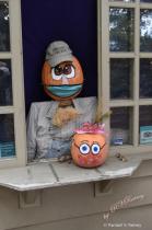 Pumpkin friends at Hershey...