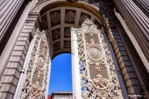 Dolmabahçe Palace Gate #2