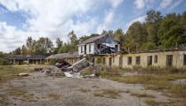Abandoned Motel, Allendale County