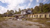 Abandoned Motel, Allendale Co