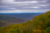 Pig Trail Scenic Byway Overlook