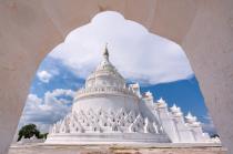 Myatheintan Pagoda Entry Gates