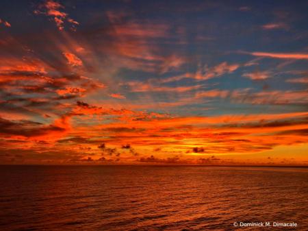~ ~ OCEAN SUNSET ~ ~