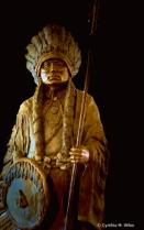 Quanah Parker Bronze