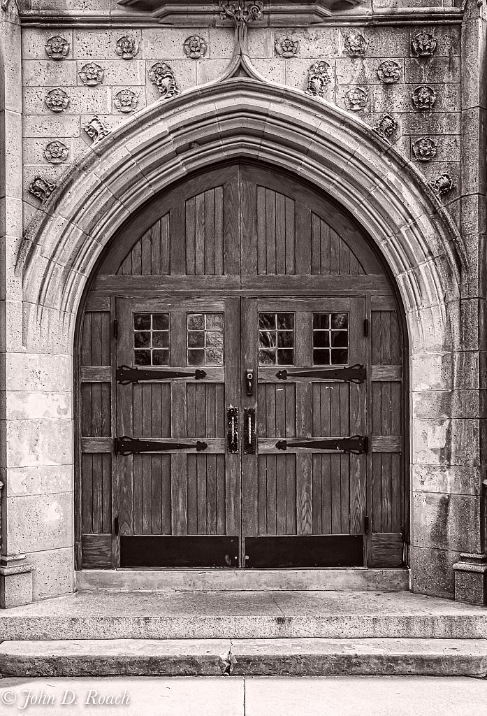 Door of Academia